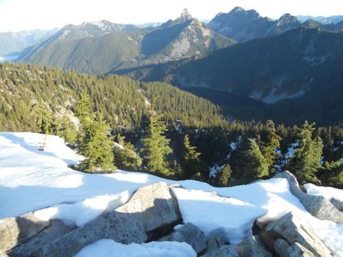 Peaks of the Middle Fork Valley